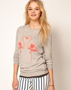 e2881f1714022 25 Best Flocking Flamingos in Fashion! images