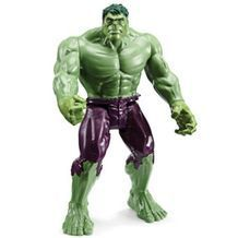 "Marvel® Super Hero 12"" Action Hulk® Figures from Sears Catalogue  $14.99"