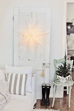 A Beach Cottage's Love Your Christmas Home