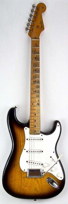 1954 Fender Stratocaster, prototype nr. 0221