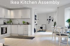 Install Ikea Kitchen Assembly Services In Chicago