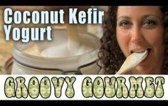 Angie's Coconut Kefir Yogurt