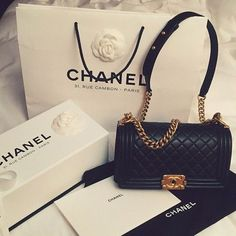 Imagem de chanel, fashion, and bag