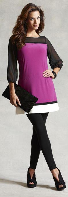 plus size clothing for apple shaped women - photo Fifty Plus prshots.com