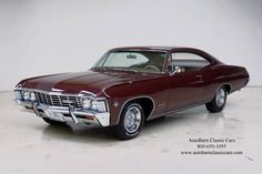 1967 Chevrolet Impala 2 Dr. Hardtop