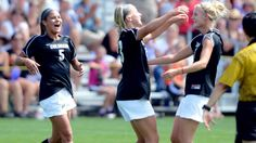 The CU women's soccer team knows no defeat in its young 2012 season.