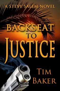 Backseat to Justice available in paperback and e-format