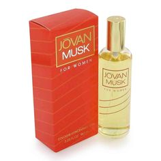 Jovan Musk Women's 2-ounce Cologne Spray
