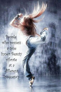 Dance to the beat of your own drum ~