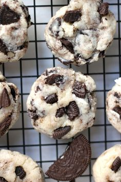 5 Ingredient Oreo Cheesecake Cookies