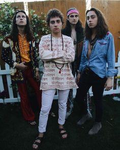 - Greta Van Fleet at Coachella 📸: KROQ Hippie Boy, Hippie Gypsy, Music Film, 80s Music, Jim Morrison, Coachella, Future Husband, Rock N Roll, Beautiful People
