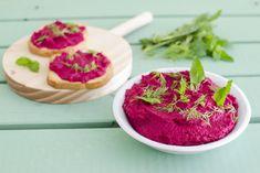 Hummus de remolacha | Recetas Mycook