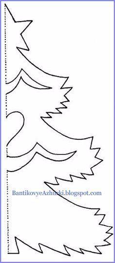 Ideas Decor Christmas Templates For 2019 Christmas Origami, Christmas Paper, Christmas Crafts For Kids, Christmas Colors, Christmas Projects, Holiday Crafts, Christmas Holidays, Christmas Decorations, Christmas Ornaments
