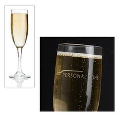If you are looking for personalized wine glasses, your best bet is to go to an online wine merchant. These usually have a nice range of etched wine glasses for you to choose from. Best of all, it will give you the opportunity to buy a bottle of wine with your custom wine glasses, to make them even more special. A personalized wine glass makes a great gift for wine lovers.