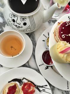 To A Tea: Madhatter's Tea at the Sanderson — @aspiringkennedy
