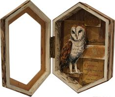 The Joseph Cornell Box / Gallery One