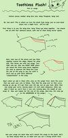 Toothless Tutorial Part 1 by *nooby-banana on deviantART
