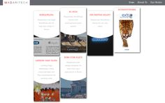 Brand new site coming soon! Portfolio Section design. Looks nice!