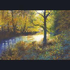 River Light by Richard Thorn