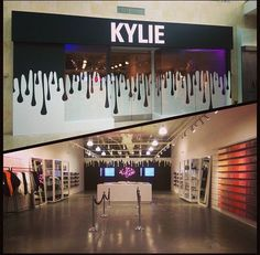 Kylie Cosmetics Pop Up Shop