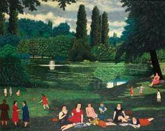 Camille Bombois - Le Parc De Baden