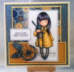 Pour Some Sugar On Me Blog - Gorjuss Girl Hush Little Bunny  #gorjuss  http://poursomesugaronme-rockchick.blogspot.co.uk/