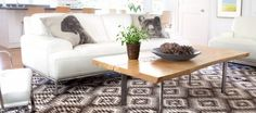 A Match Made in Rug Heaven: Which Weave Fits Your Decorating Style?