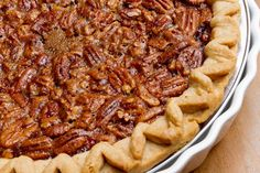 Agee's Pecan Pie