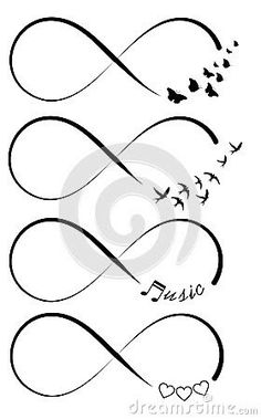 Vector Infinity Symbols Royalty Free Cliparts, Vectors, And Stock . MoreInfinity Symbols Royalty Free Cliparts, Vectors, And Stock . Unendlichkeitssymbol Tattoos, Tattoo Henna, Diy Tattoo, Mini Tattoos, Tattoo Fonts, Body Art Tattoos, Small Tattoos, Tatoos, Symbols For Tattoos