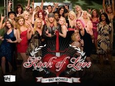 Shows I love: Rock of Love #brettmichaels #vh1 #rockoflove