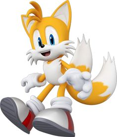 "classic tails the fox prower | Miles ""Tails"" Prower"