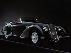 1938 Alfa Romeo 8C 2900B Spider