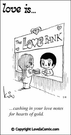Love is... Comic for Mon, Dec 17, 2012