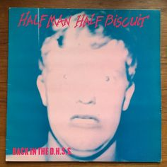 Half Man Half Biscuit • Back In The D.H.S.S. Vinyl LP 1985 Probe Plus Records UK Post Punk Indie Rock New Wave by vintagebaron on Etsy