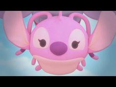PointilliTsum | A Tsum Tsum short | Disney - YouTube