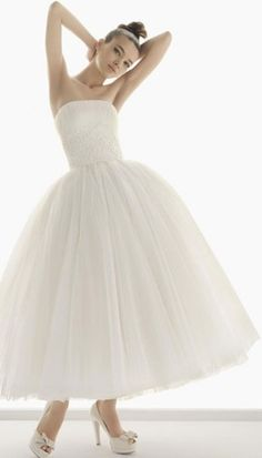 Aire Barcelona Ballet wedding gown