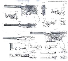 1000 images about the design of weapons on pinterest for Old blueprints for sale
