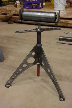 My fabrication shop. YEAH! - Page 7 - The Garage Journal Board