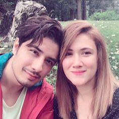 Cuteness Alert! Ali Zafar and Wife Ayesha Fazli's Latest Selfie Will Give You Relationship Goals! , http://bostondesiconnection.com/cuteness-alert-ali-zafar-wife-ayesha-fazlis-latest-selfie-will-give-relationship-goals/,  #ALIZAFAR #AYESHAFAZLI