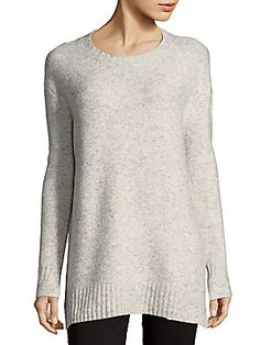 French Connection Fleeece Roundneck Sweater
