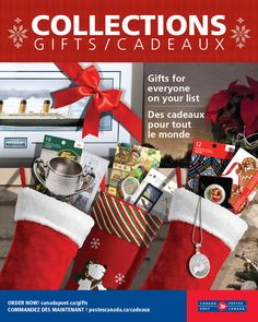 Canada Post - Holiday Gifts 2012