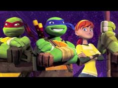 TMNT Theme Song 2012 [Extended] - YouTube