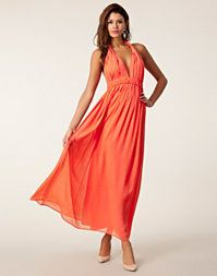 maxikjoler - Google-søk Prom Dresses, Summer Dresses, Formal Dresses, Coral Party, Trends, New Outfits, Party Dress, My Style, Womens Fashion