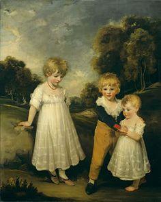 The Sackville Children by John Hoppner