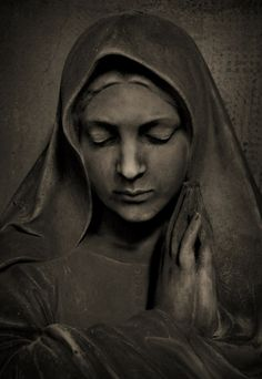 Scultura - Genova Hail Mary, The Masterpiece, Blessed Mother, Chicano, Holy Spirit, God, Patterns, Drawings, Projects