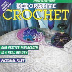 Decorative Crochet Magazines 18