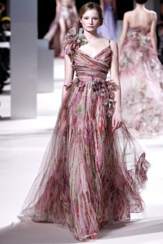Elie Saab Haute Couture Spring 2011 Collection
