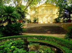 Jardin botánico de la concepcion malaga