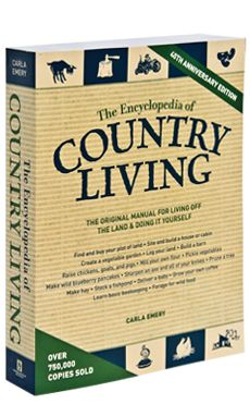 Download EBOOK Encyclopedia of Country Living PDF for free