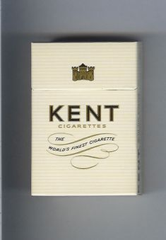 Kent cigarettes The World's Finest Cigarette hard box 2014 news price / 1 Cartons Vintage Cigarette Ads, Cigarette Brands, Cigarette Case, Kent Cigarettes, Newport Cigarettes, Free Coupons Online, Marlboro Coupons, Cigarette Aesthetic, Old Advertisements